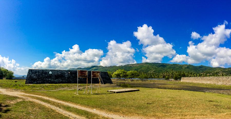 Benteng Indra Patra Kabupaten Aceh Besar Direktori Tempat Wisata Titik