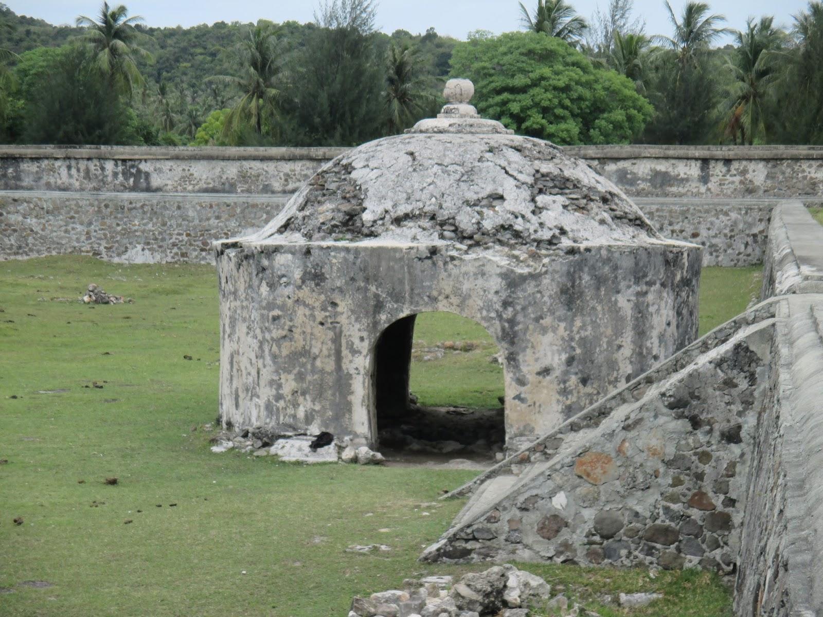 Benteng Indra Patra Malahayati Story Indrapatra Kota Banda Aceh
