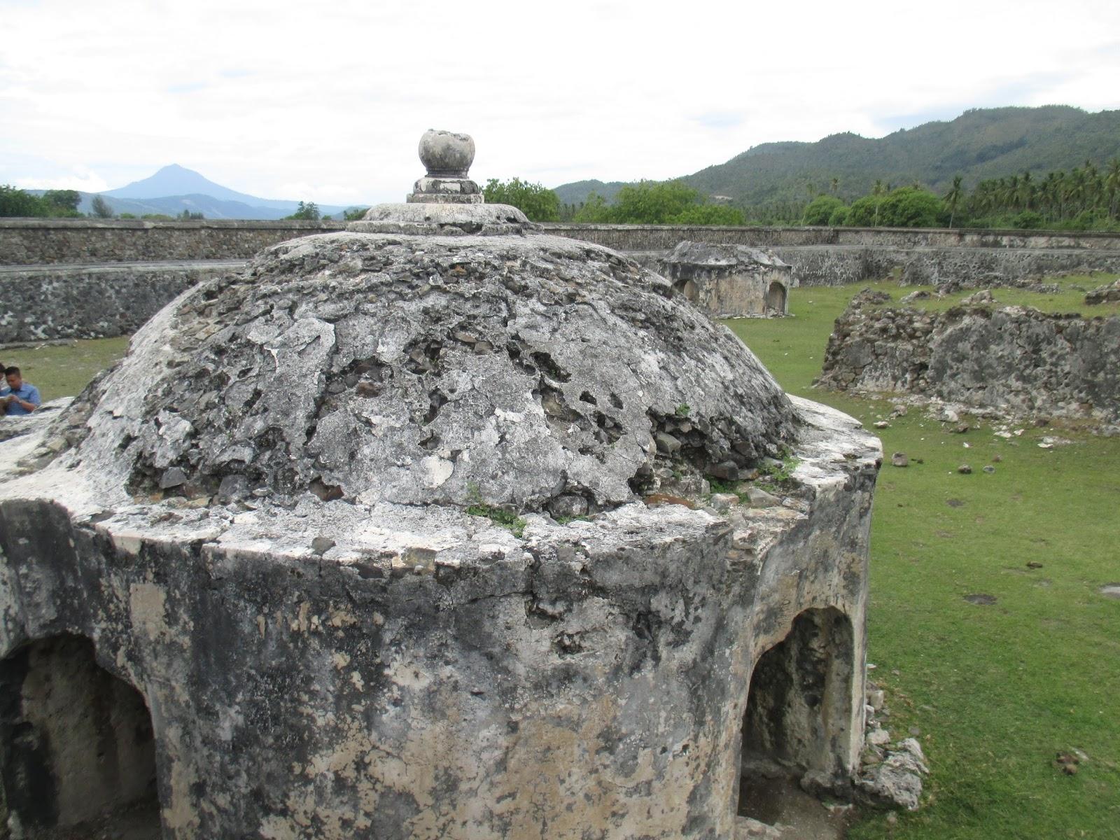 Benteng Indra Patra Malahayati Story Negeri Aceh Dulu Sampai Bisa