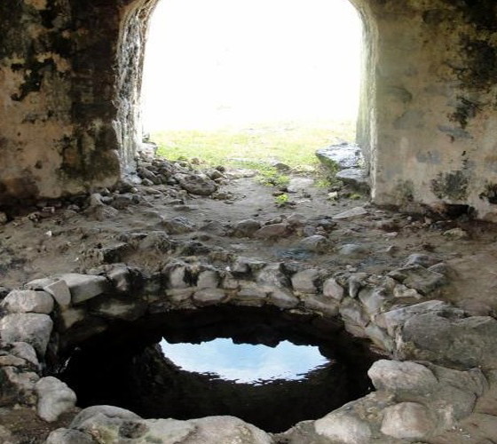 Benteng Indra Patra Peninggalan Kerajaan Hindu Aceh Nanggroe Indrapatra Kota