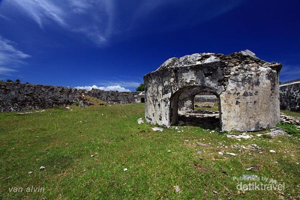 Benteng Indrapatra Bukti Peradaban Hindu Serambi Mekah Bagian Salah Satu