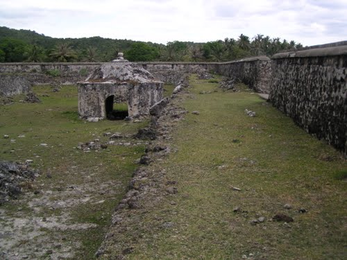 Jejak Peninggalan Kerajaan Aceh Benteng Indra Patra Bahkan Berlangsung Hingga