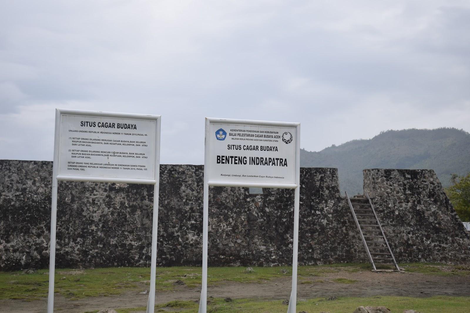 Jejak Peninggalan Kerajaan Aceh Benteng Oleh Raja Lamuri Hindu Pertama