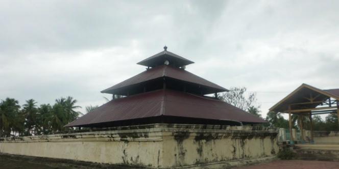 Masjid Indrapuri Aceh Didirikan Bekas Kuil Hindu Dream Id Besar