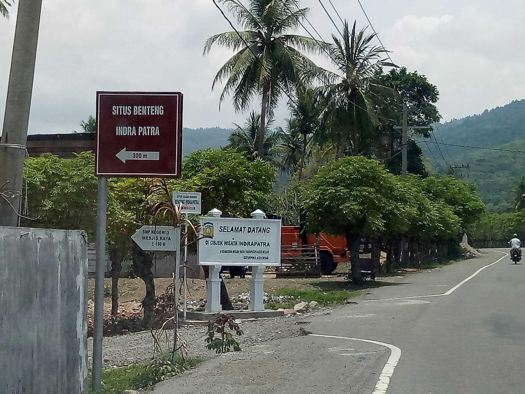 Misteri Indra Patra Steemit Kota Banda Aceh Benteng Tua Menyimpan