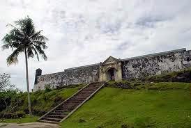 Objek Wisata Benteng Indra Patra Aceh Linta5 Indonesia Indrapatra Kota