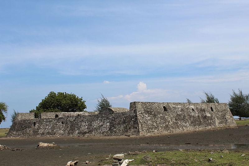 Peninggalan Sejarah Provinsi Aceh Tentang Benteng Indra Patra Indrapatra Kota