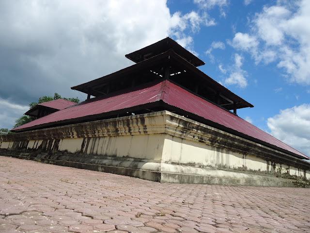 Peradaban Lampau Buku Catatan Kulyah Benteng Indra Patra Mempunya Kaitan