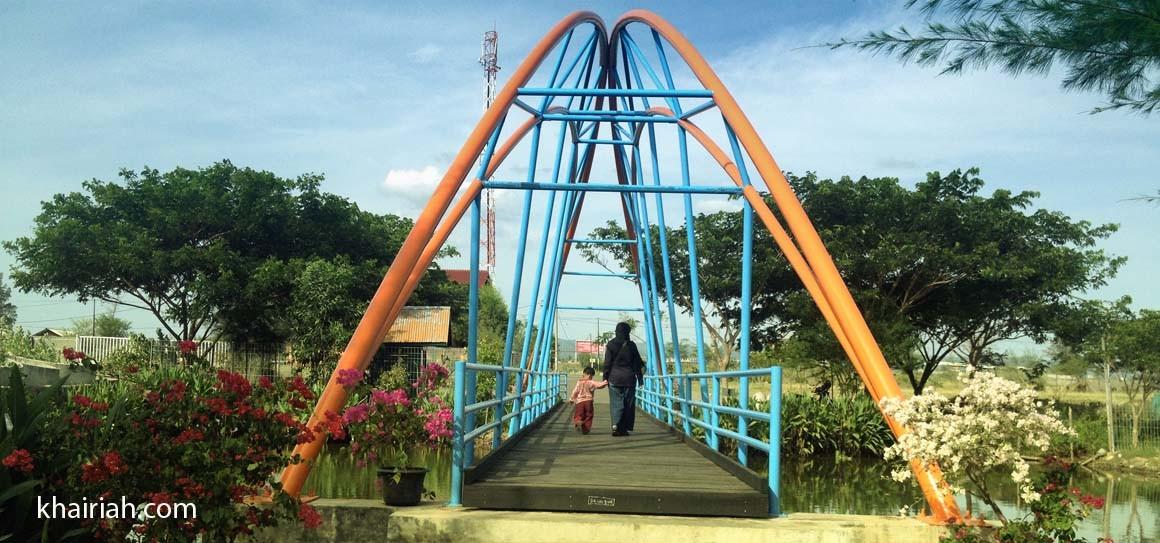 Aceh Hutan Kota Bni Miniatur Hujan Tropis Banda