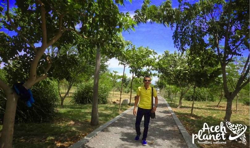 Bertamasya Hutan Bni Kota Banda Aceh Planet