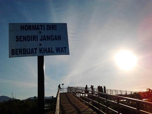 Hutan Kota Bni Bukan Sekedar Taman Sumberpost Banda Aceh