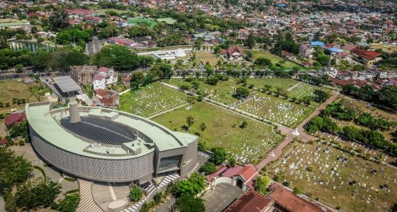 Nyamannya Berwisata Rth Kota Kesbangpol Banda Aceh Foto Udara Menggunakan