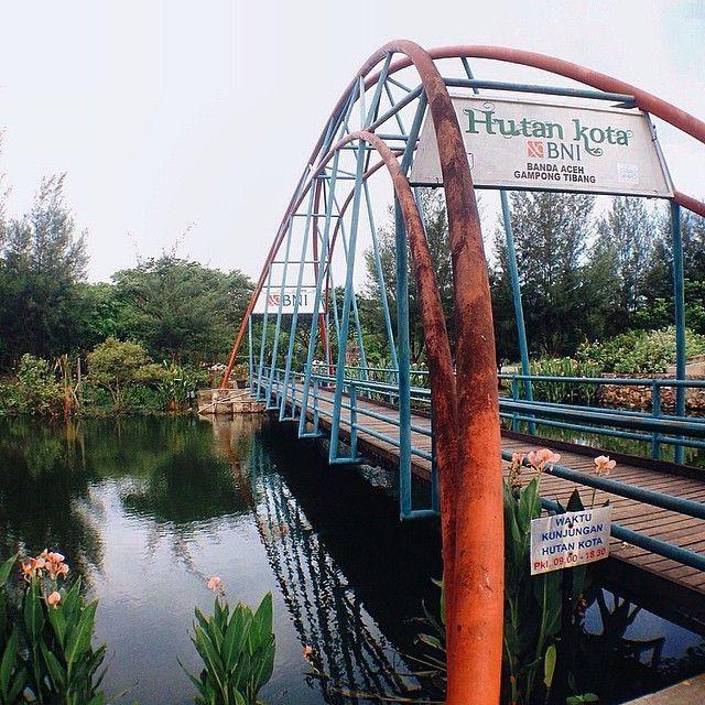 Regram Mermuslihaty Bni Semoga Hutan Kota Menghijau Madani Banda Aceh