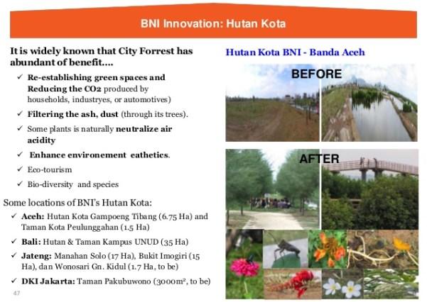Terpesona Hutan Kota Bni Banda Aceh Seuramoe Liza