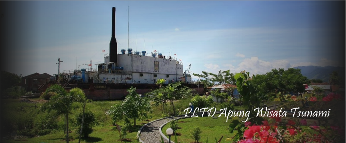 Aceh Tourism 2015 Kapal Pltd Apung Tsunami Kota Banda