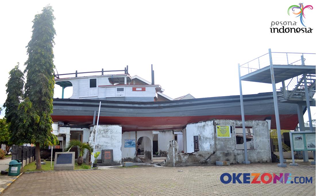 Dua Kapal Saksi Tsunami Aceh Diburu Turis Okezone Lifestyle Https