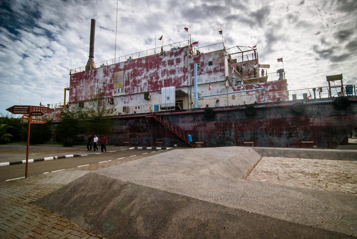Flow Mind Catatan Perjalanan Aceh Kapal Pltd Menjadi Salah Satu