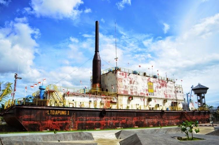 Jak Sabe Woe Siat Kapal Apung Bukti Dahsyatnya Gelombang Tsunami