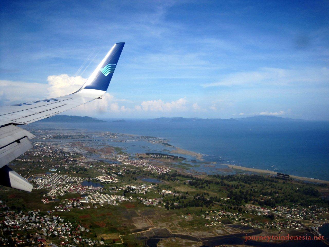 Journey Indonesia Banda Aceh Akibat Tsunami Tersebut Kapal Pltd Apung