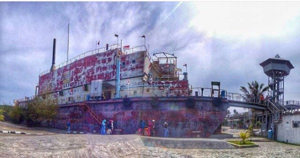 Kapal Apung Sebongkah Sejarah Tsunami Kota Banda Aceh