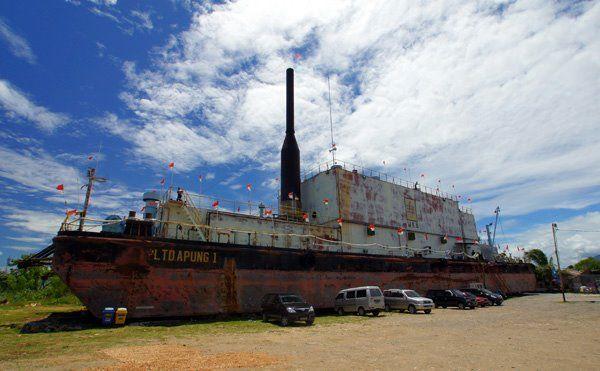 Kapal Peninggalan Tsunami Menjadi Tempat Tujuan Wisata Al Fatih News