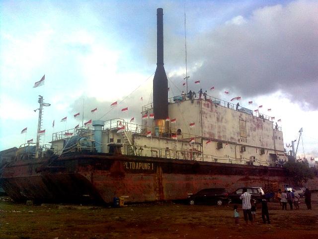 Kapal Pltd Apung Inilah Aceh Tsunami Kota Banda