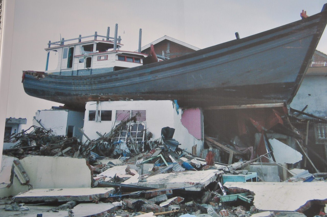 Kisah Perahu Nabi Nuh Penyelamat 56 Korban Tsunami Aceh Kaskus