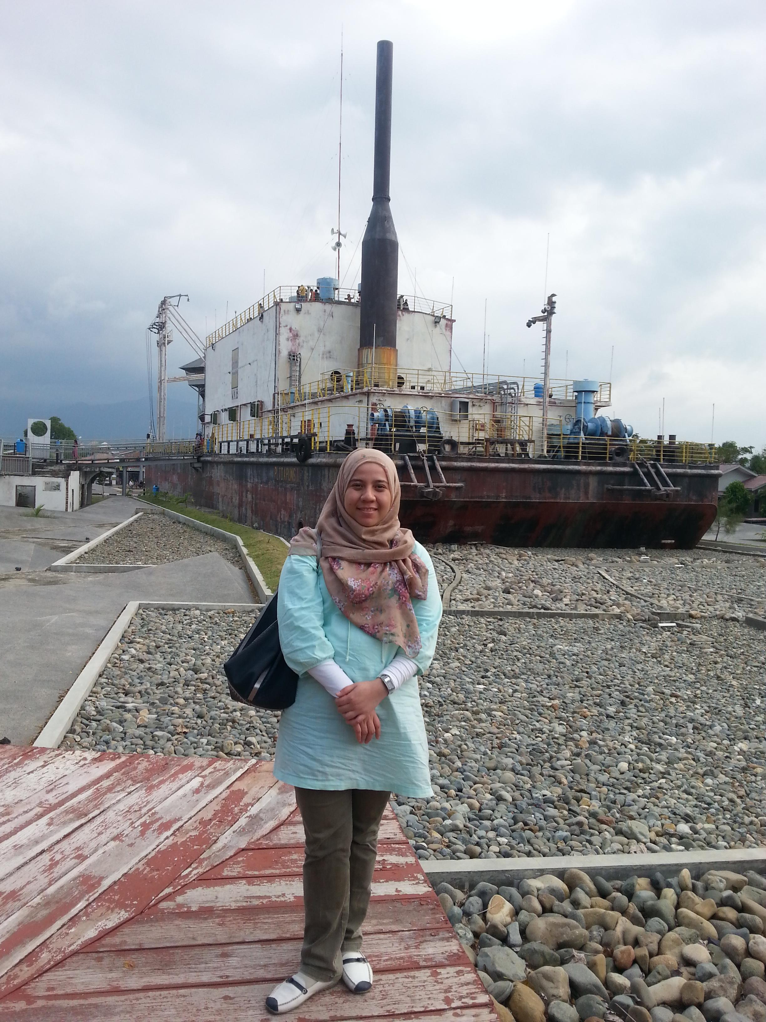 Mengenang Tsunami Banda Aceh 2004 Meganusa Wisata Sebenarnya Tempat Menarik