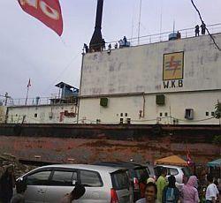 Monumen Tsunami Kapal Apung Terbengkalai Okezone News Https Img Okeinfo