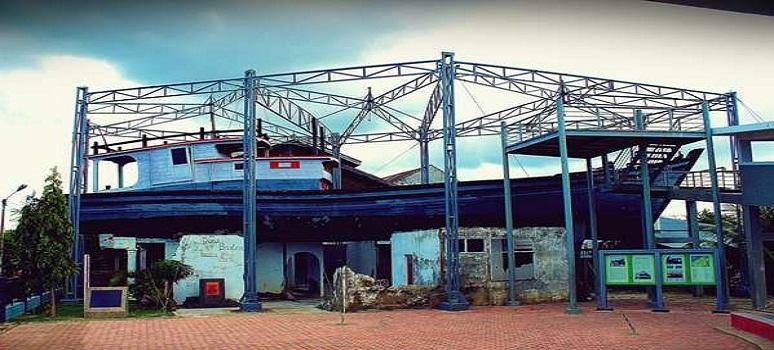 Objek Wisata Kapal Tsunami Lampulo Kota Banda Aceh Provinsi Nanggroe