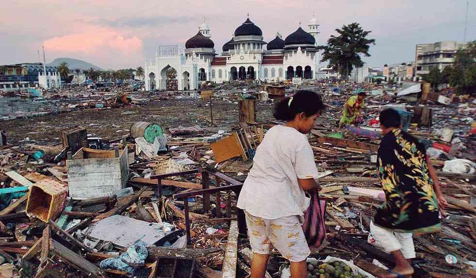 Pasca 10 Tsunami Aceh Kemana Perginya Puing Reruntuhan Sisa Kala