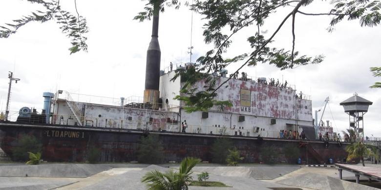 Pltd Apung Obyek Wisata Favorit Banda Aceh Kompas Kapal Tsunami