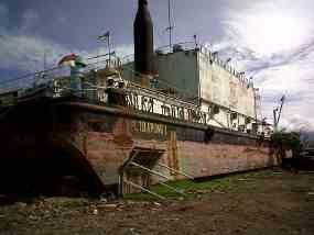 Pltd Apung Saksi Bisu Kedahsyatan Tsunami Aceh 2004 Kapal Kota
