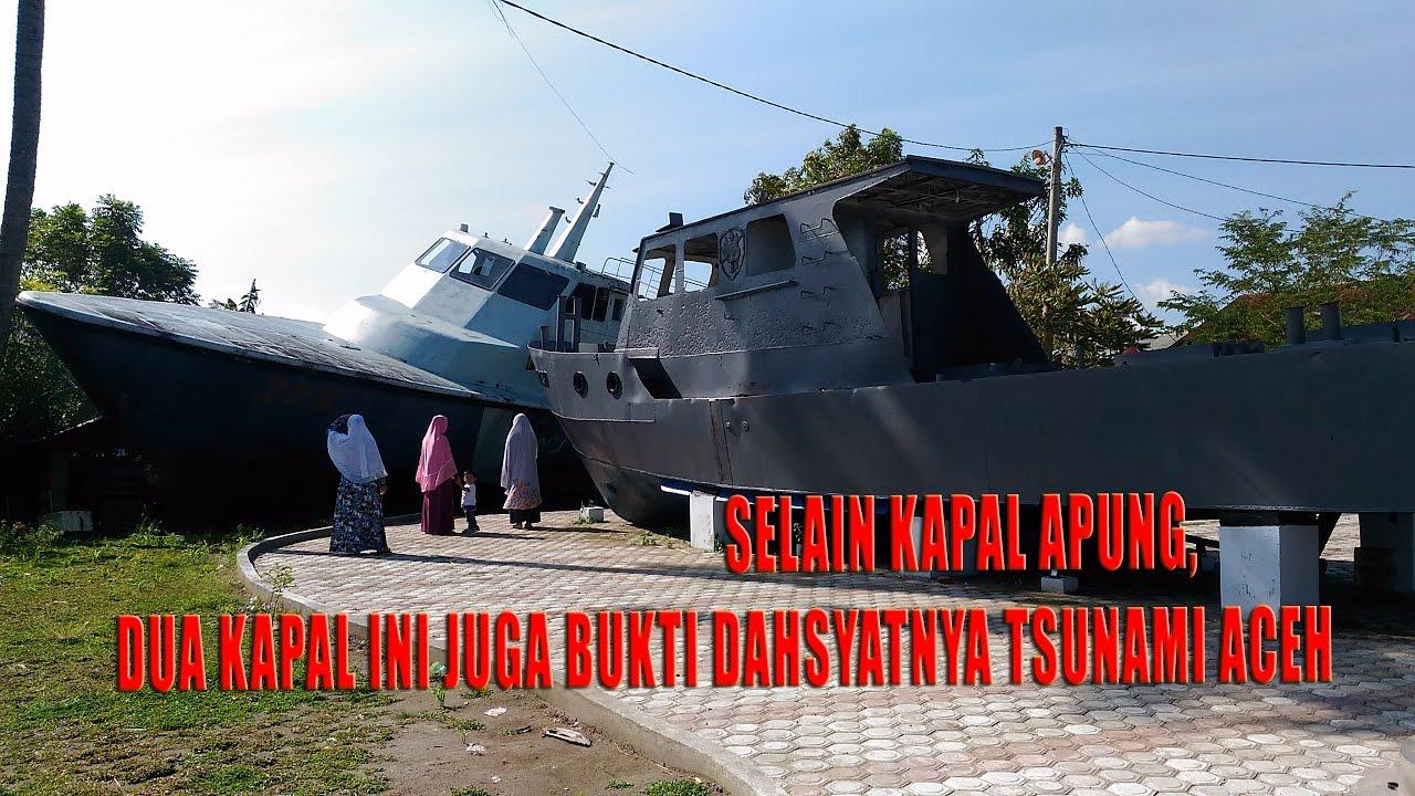 Ternyata Kapal Terdampar Banda Aceh Tsunami Youtube Kota