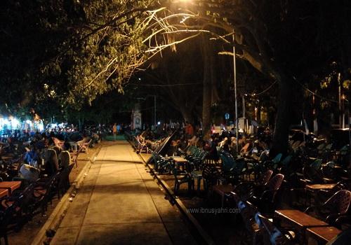 Aceh Malam Hari Blang Padang Banda Ngapain Aja Wisata Kota