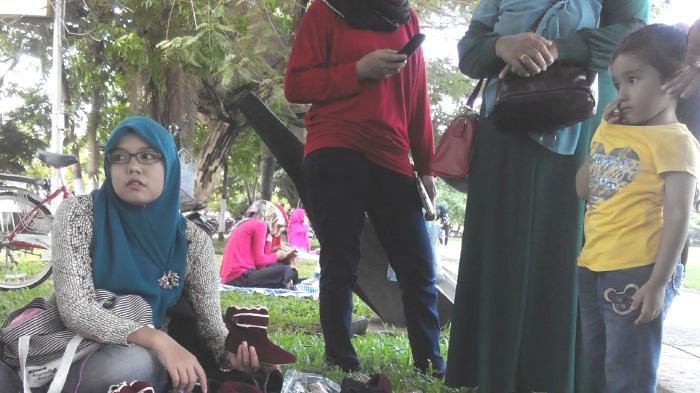 Balik Rindang Blang Padang Serambi Indonesia Lapangan Kota Banda Aceh