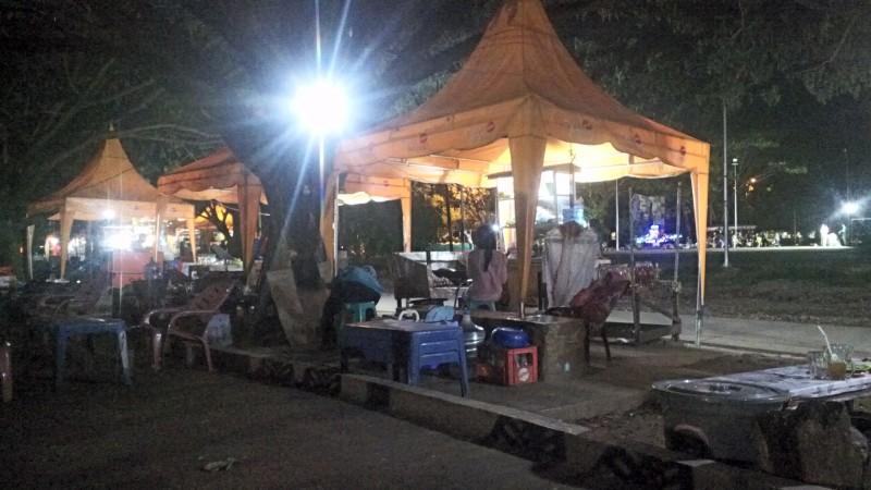 Hiburan Lapangan Blang Padang Multifungsi Rri Portal Berita Kota Banda