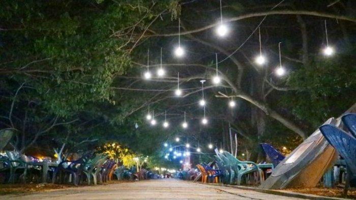 Jelajah Kuliner Malam Blang Padang Lokasinya Tak Jauh Masjid Raya