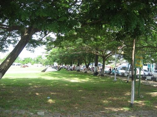 Lapangan Blang Padang World Kota Banda Aceh