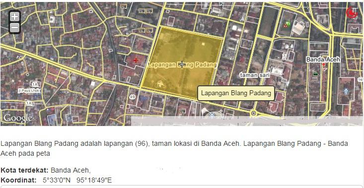Pemerintah Aceh Panas Tahi Ayam Menyelesaikan Kasus Tanah Blang Diketahui