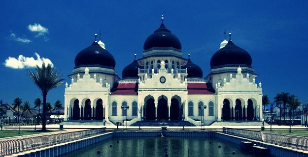 Awalnya Bernama Kutaraja 1962 Berubah Menjadi Banda Aceh Masjid Raya