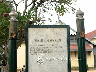 Bagi Tahu Tempat Wisata Aceh Part 1 Makam Kandang Meuh