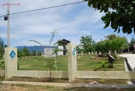 Kota Banda Aceh Rumah Sakit Tersebut Rusak Parah Halamannya Dijadikan