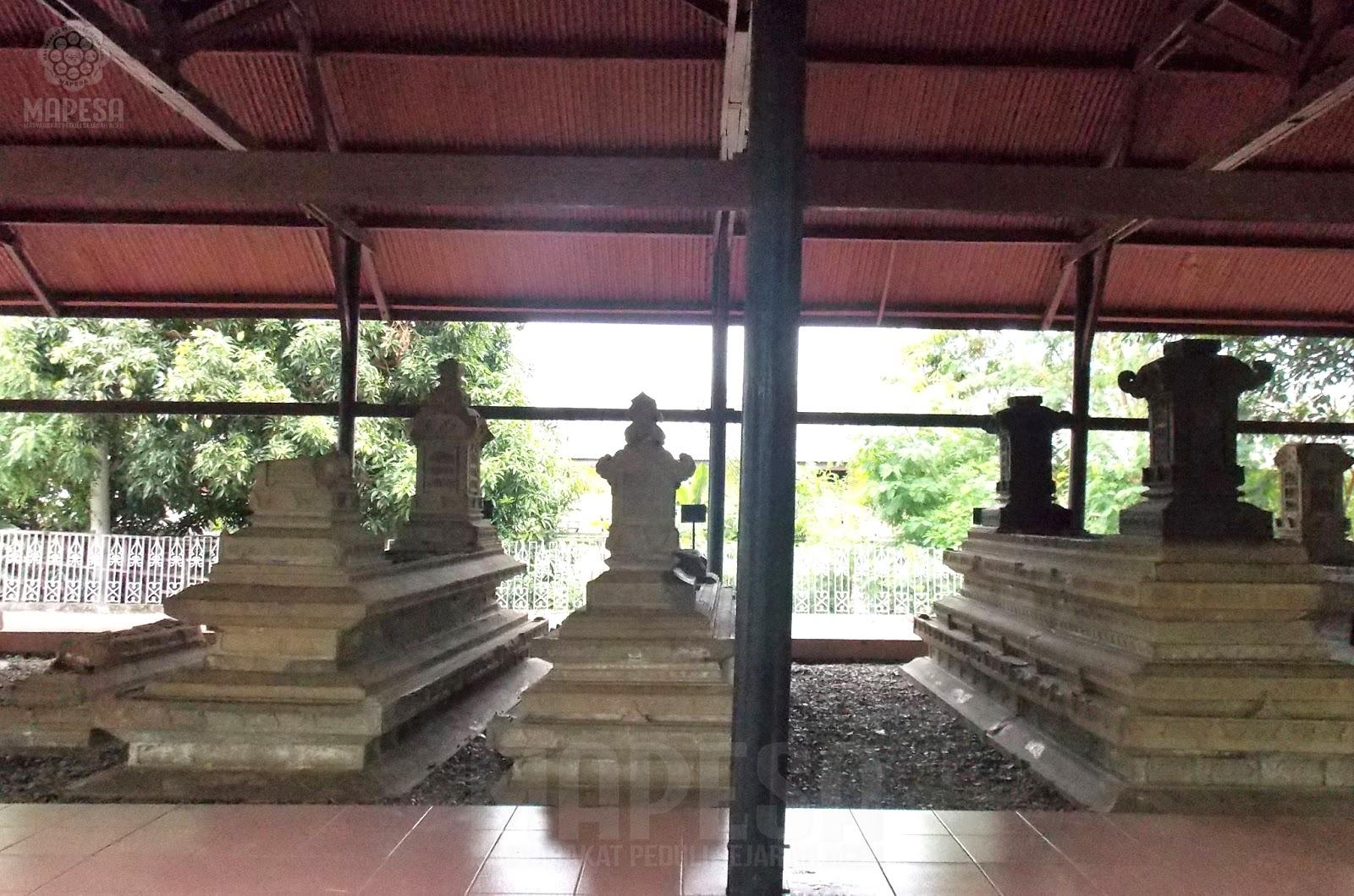 Malaka Hati Penguasa Aceh Darussalam Mapesa Kandang 12 Baiturrijal Makam