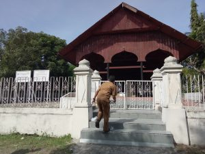 Mengunjungi Makam Bapak Pemersatu Aceh Kesbangpol Kota Banda Secara Umum