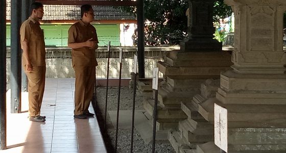 Mengunjungi Makam Bapak Pemersatu Aceh Kesbangpol Kota Banda Sultan Kandang