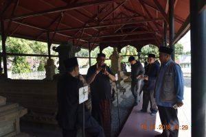 Persatuan Sejarah Brunei Pesebar Mengunjungi Situs Cagar Budaya Dr Hj