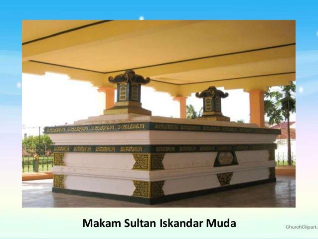 Sejarah Kesultanan Aceh Darussalam Makam Sultan Ali Mughayat Syah 26