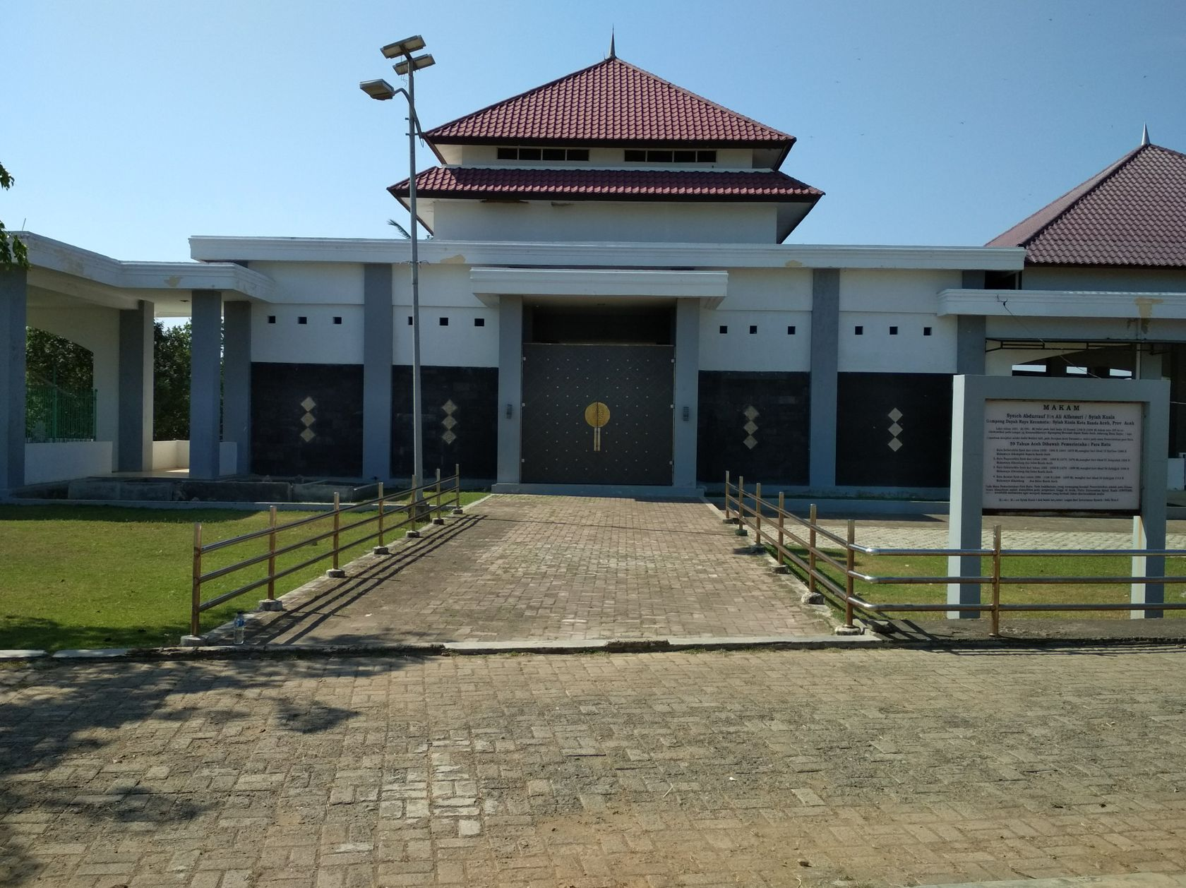 Berkunjung Makam Syiah Kuala Steemit Img 20180208 200053 Jpg Kota