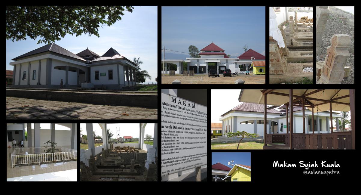 Deah Raya Pinggiran Kota Banda Aceh Terlupakan Kode Kreatif Makam